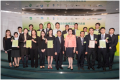 "Hong Yip was certified as""Hong Kong Green Organization"""